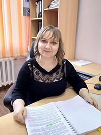 Никифорова Ольга Васильевна